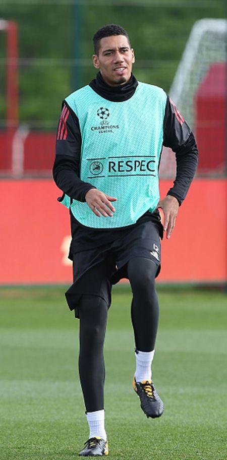 Ander Herrera tuoi nhu hoa, cho tran khai man Champions League - Anh 5
