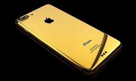 Chiem nguong tan mat iPhone 8 phien ban ma vang cuc chat - Anh 1