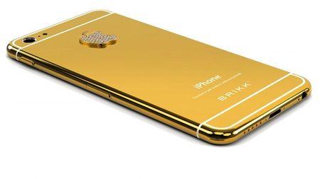 Chiem nguong tan mat iPhone 8 phien ban ma vang cuc chat - Anh 5