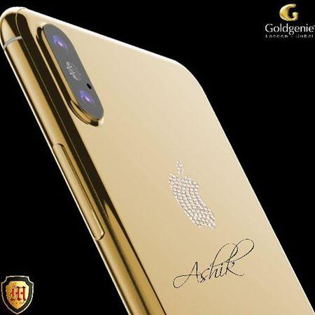 Chiem nguong tan mat iPhone 8 phien ban ma vang cuc chat - Anh 8