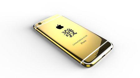 Chiem nguong tan mat iPhone 8 phien ban ma vang cuc chat - Anh 9