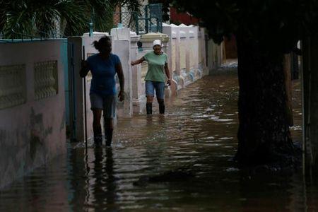 Kinh hoang sieu bao Irma tan pha bang Florida cua My - Anh 15