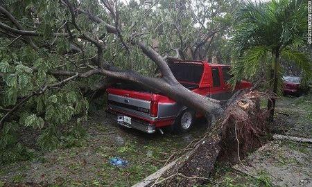 Kinh hoang sieu bao Irma tan pha bang Florida cua My - Anh 2