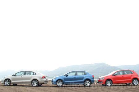 Volkswagen ra mat 4 phien ban dac biet tai An Do - Anh 3