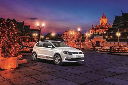 Volkswagen ra mat 4 phien ban dac biet tai An Do - Anh 4