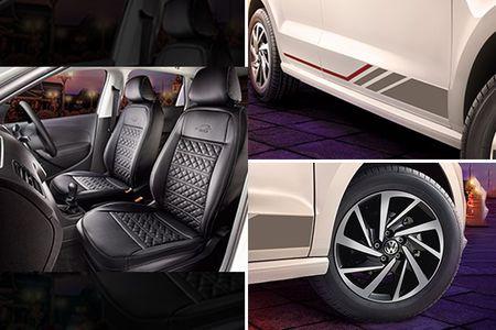 Volkswagen ra mat 4 phien ban dac biet tai An Do - Anh 5
