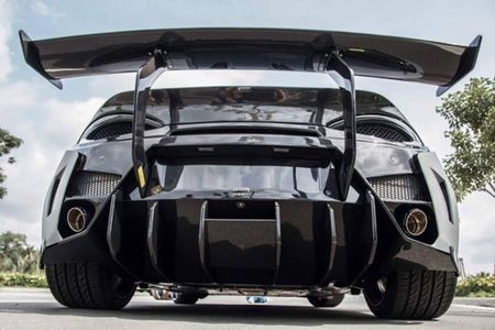 Bao Tay 'choang' voi McLaren va Lamborghini do khung tai VN - Anh 14