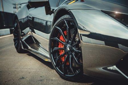 Bao Tay 'choang' voi McLaren va Lamborghini do khung tai VN - Anh 17