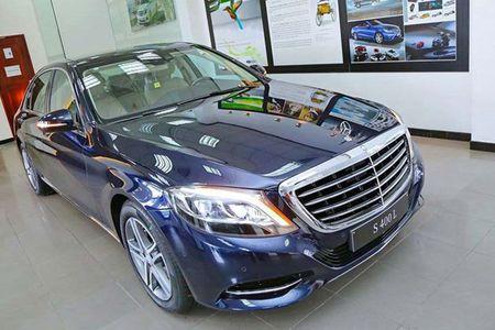 NTK Do Manh Cuong 'dap hop' Mercedes-Benz gia 4 ty - Anh 10