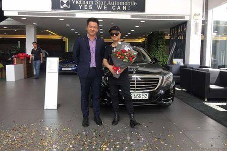 NTK Do Manh Cuong 'dap hop' Mercedes-Benz gia 4 ty - Anh 1