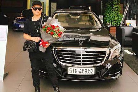 NTK Do Manh Cuong 'dap hop' Mercedes-Benz gia 4 ty - Anh 3