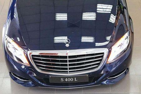NTK Do Manh Cuong 'dap hop' Mercedes-Benz gia 4 ty - Anh 4