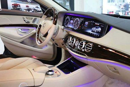 NTK Do Manh Cuong 'dap hop' Mercedes-Benz gia 4 ty - Anh 6