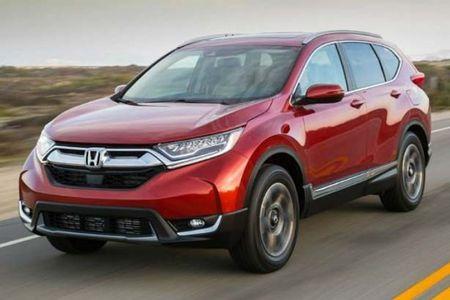 Honda 'nha hang' xe oto CR-V hybrid phien ban 2018 - Anh 1