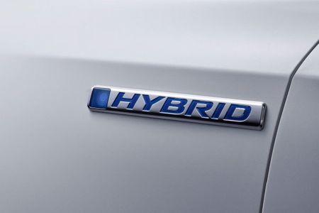 Honda 'nha hang' xe oto CR-V hybrid phien ban 2018 - Anh 3