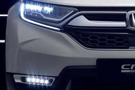 Honda 'nha hang' xe oto CR-V hybrid phien ban 2018 - Anh 4