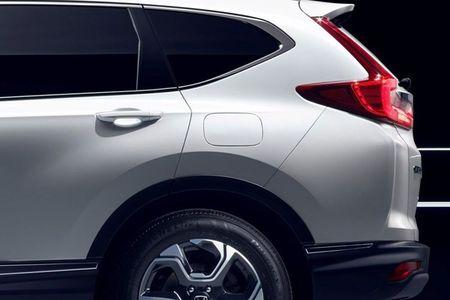 Honda 'nha hang' xe oto CR-V hybrid phien ban 2018 - Anh 5