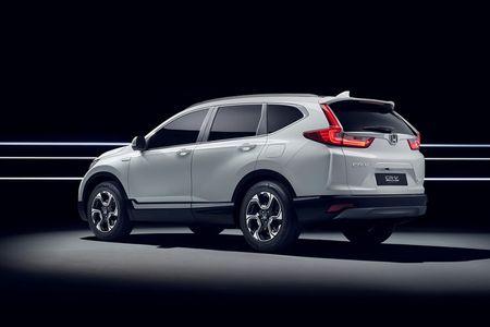 Honda 'nha hang' xe oto CR-V hybrid phien ban 2018 - Anh 8