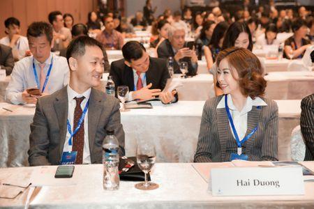 Hoa hau Hai Duong dien vest thanh lich du su kien tai Thai Lan - Anh 3