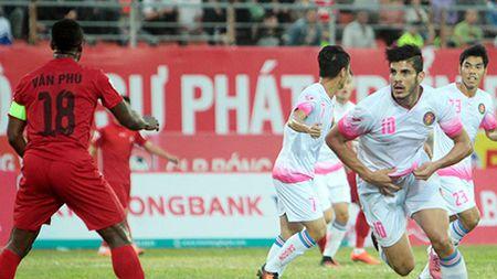 Dau an vong 17 V-League: HAGL choi xuat than, 6 ung vien canh tranh ngoi vo dich - Anh 3