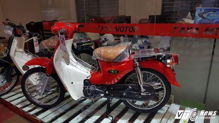 'Anh em sinh doi nhung khac bo' voi Honda Super Cub, gia chi 12 trieu dong - Anh 1