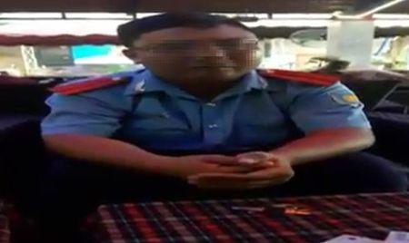 Thanh tra giao thong van vi o Dong Nai la ai? - Anh 1