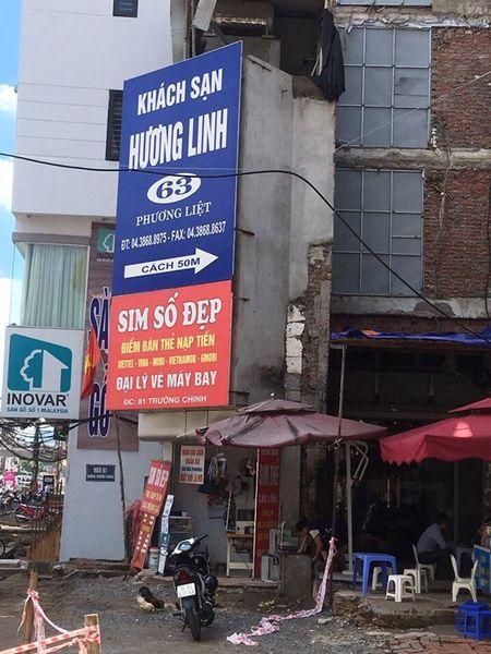Ha Noi: Tai sao khong xu li duoc nha 'sieu mong, sieu meo 'tren pho Truong Chinh ? - Anh 1