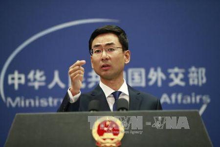 Trung Quoc nhan manh giai phap ngoai giao trong van de Trieu Tien - Anh 1