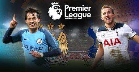 Man City, Tottenham thong tri doi hinh tieu bieu vong 4 Ngoai hang Anh - Anh 1
