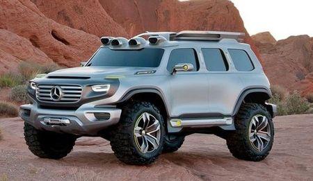Mercedes-Benz GLB se ra mat vao nam 2019 - Anh 4