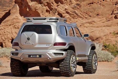 Mercedes-Benz GLB se ra mat vao nam 2019 - Anh 5