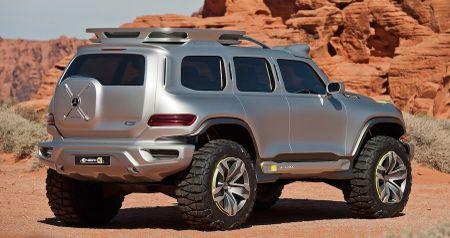 Mercedes-Benz GLB se ra mat vao nam 2019 - Anh 8