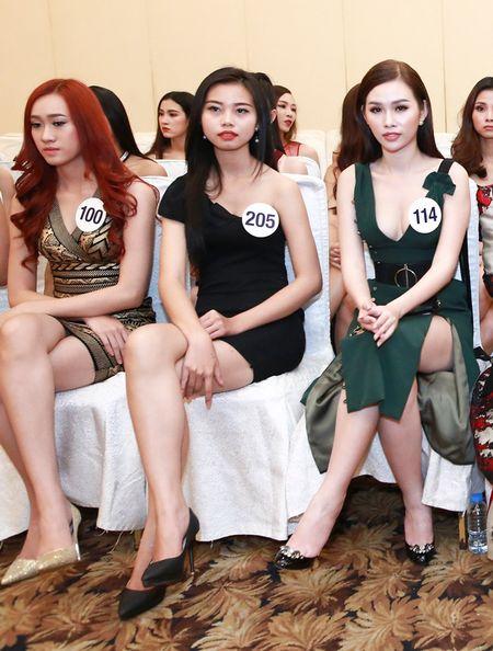 Cong dong mang day song, che bai nhan sac thi sinh Hoa hau Hoan vu Viet Nam - Anh 7