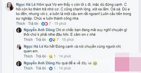Muon anh chup cung Thao Van, Bao Thanh dap tra ban gai Cong Ly day sau cay - Anh 3