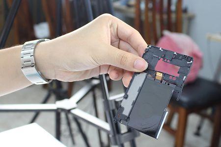 'Mo bung' Galaxy Note 8 dau tien tai Viet Nam - Anh 4