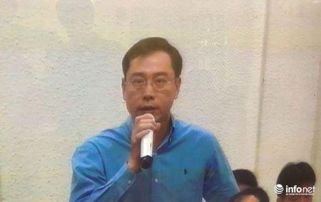 Dan lanh dao Loc dau Dung Quat trinh dien tai toa de cuu TGD OceanBank nhan mat - Anh 3