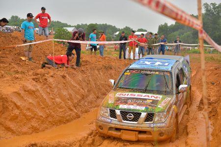 "Nissan Navara gianh danh hieu ""Vua ban tai"" hang nguyen ban tai VOC 2017 - Anh 13"