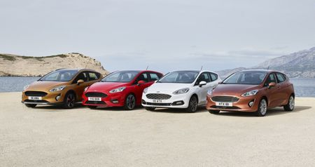 """Ford Fiesta 2017 an toan """"tuyet doi"""" - Anh 1"""