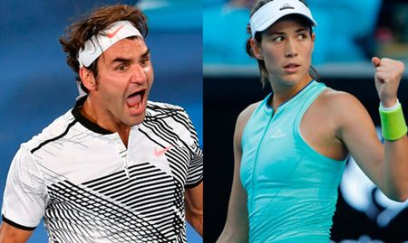 Bang xep hang tennis 11/9: Federer len so 2, 'Nu hoang moi' Muguruza - Anh 1