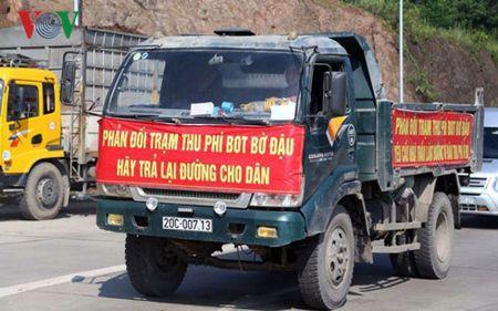 """Bo Giao thong van tai da """"phu phep"""" cac du an BOT nhu the nao? - Anh 1"""