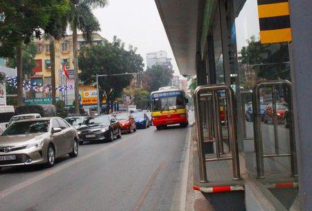 Khong phai buyt thuong nao cung duoc chung duong voi BRT - Anh 1