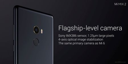 Xiaomi trinh lang Mi Mix 2: man 6 inch vien cuc mong, ty le 18:9, Snapdragon 835 va 8GB RAM - Anh 6