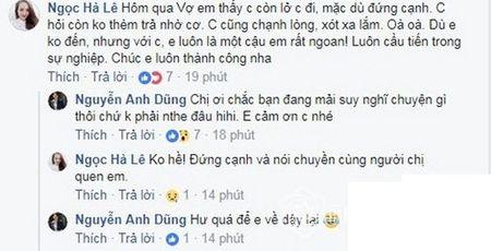 Bi to chanh choe, Bao Thanh lay MC Thao Van ra dan mat ban gai Cong Ly - Anh 4