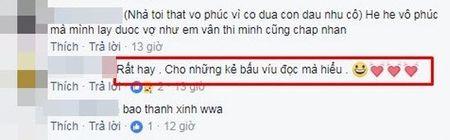 Bi to chanh choe, Bao Thanh lay MC Thao Van ra dan mat ban gai Cong Ly - Anh 9