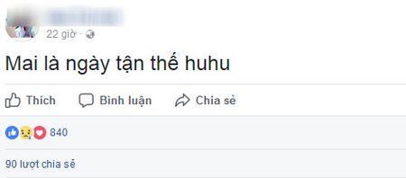Nu sinh Bac Ninh dang status 'Mai la ngay tan the' 1 ngay truoc khi chet - Anh 5