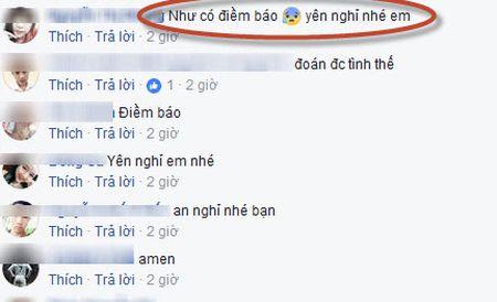 Nu sinh Bac Ninh dang status 'Mai la ngay tan the' 1 ngay truoc khi chet - Anh 7