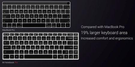 Xiaomi ra mat laptop Mi NoteBook Pro: chip Intel the he 8, card do hoa MX150, gia tu 860 USD - Anh 4