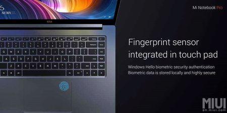 Xiaomi ra mat laptop Mi NoteBook Pro: chip Intel the he 8, card do hoa MX150, gia tu 860 USD - Anh 7