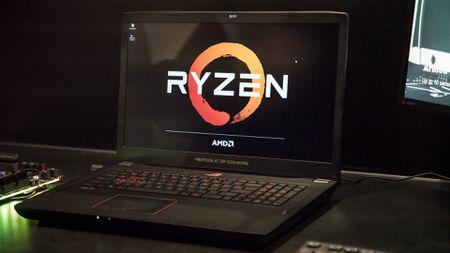 Choang voi muc hieu nang cua chiec laptop gaming dau tien chay Ryzen - Anh 1