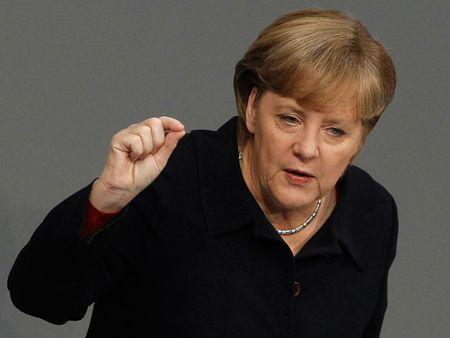 Nga dap tra binh luan cua Merkel ve Crimea - Anh 1